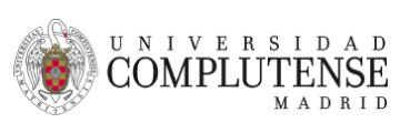 Universität complutense aus madrid